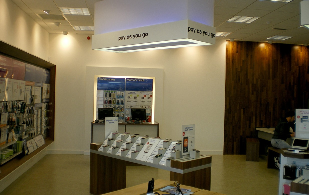 The Carphone Warehouse