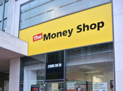 The Moneyshop