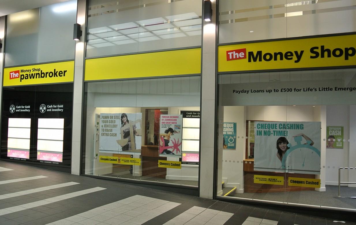 The Moneyshop