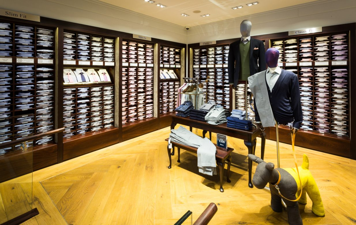 Find your nearest Charles Tyrwhitt store locations in United Kingdom.