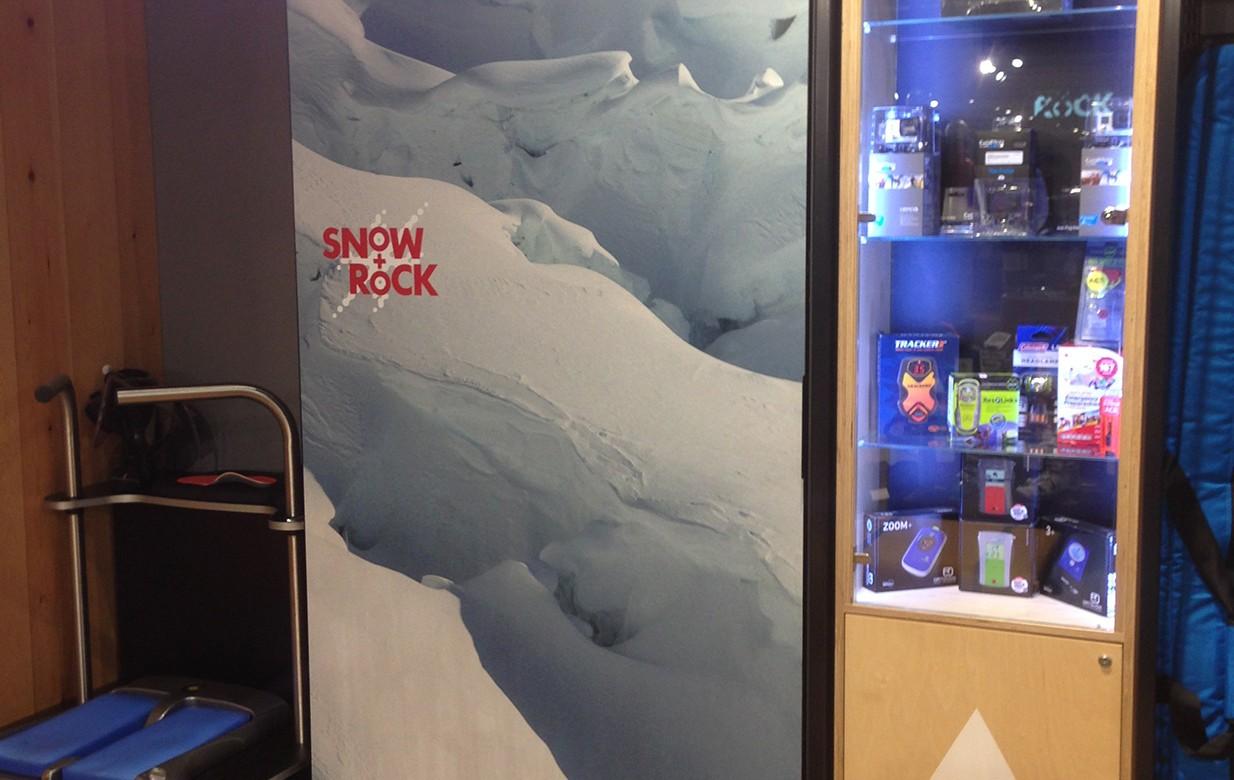 Snow + Rock