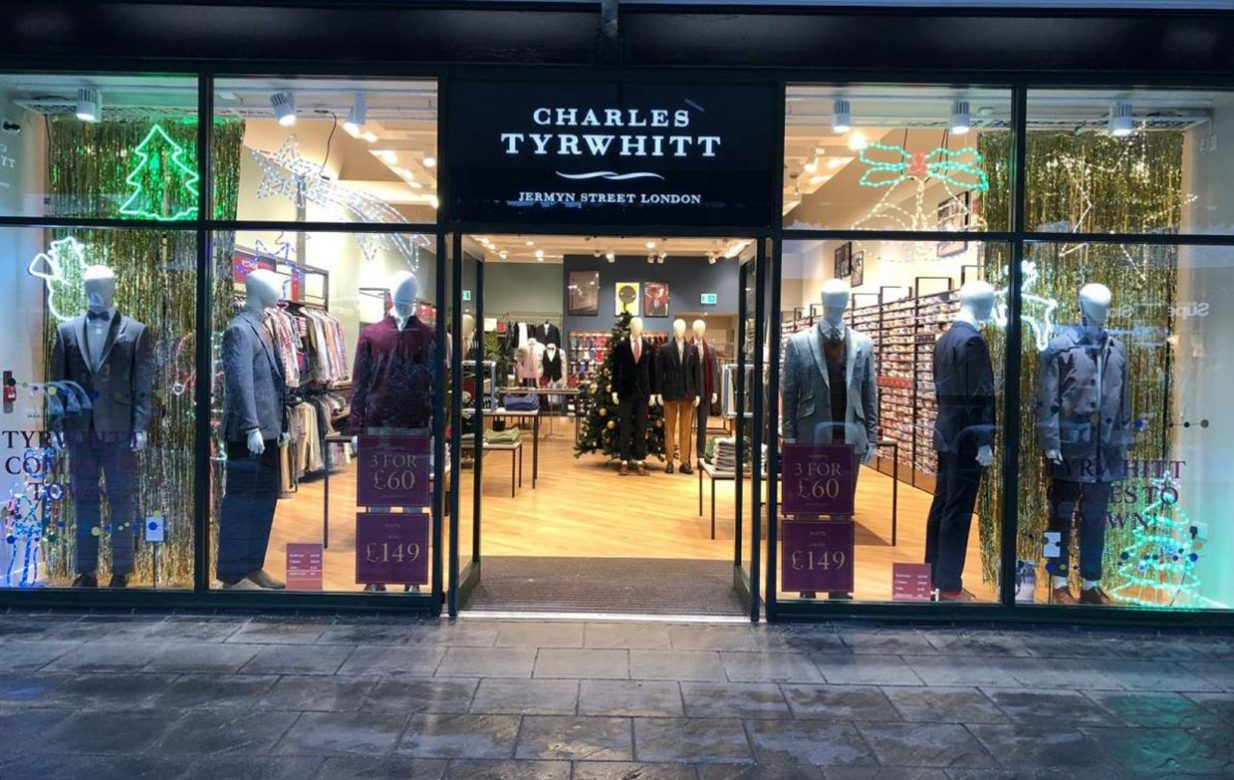 Charles Tyrwhitt East Midlands Outlet