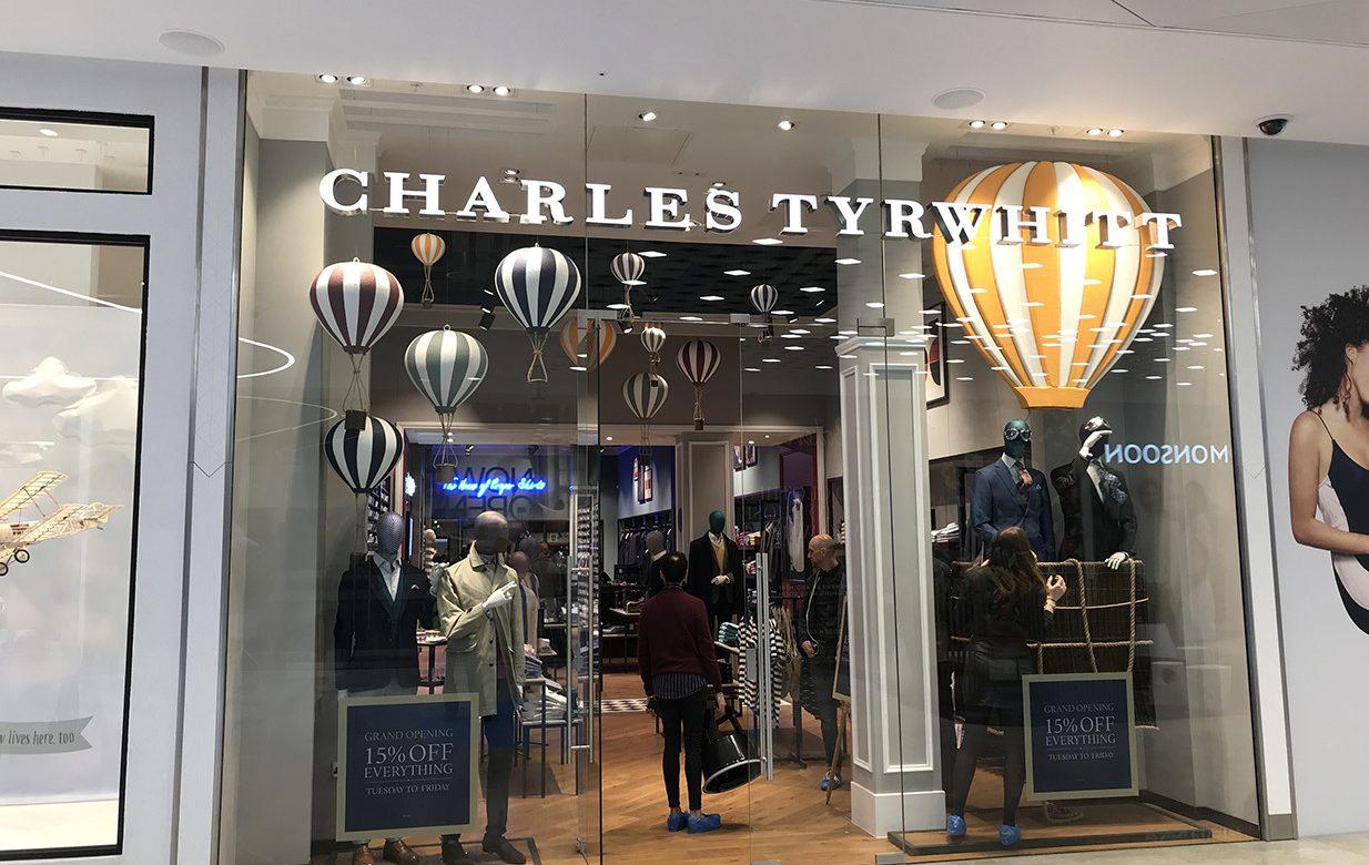Charles Tyrwhitt White City