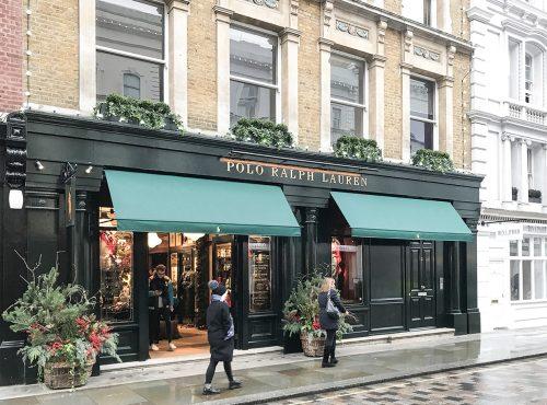 Ralph Lauren Covent Garden